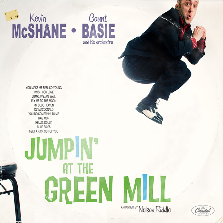 Jumpin' at the Green Mill album cover