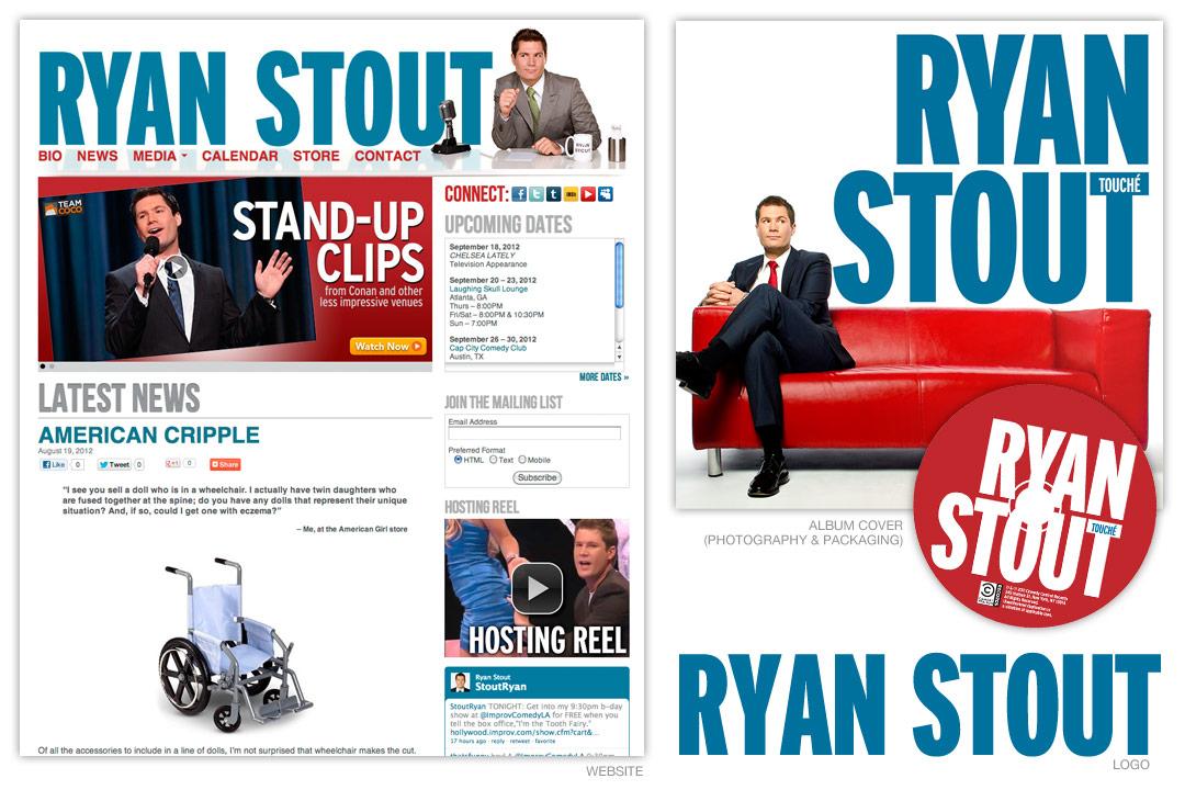 Ryan Stout Branding