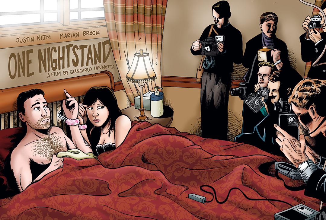 One Nightstand Key Art