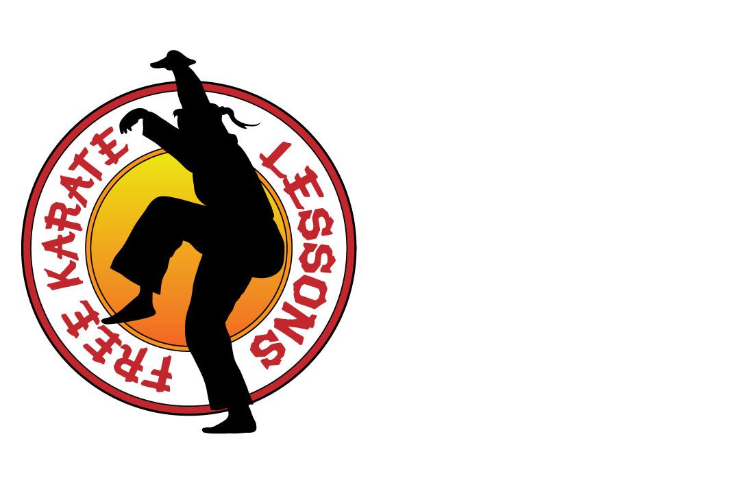 Karate Logo Free Karate Lessons Logo