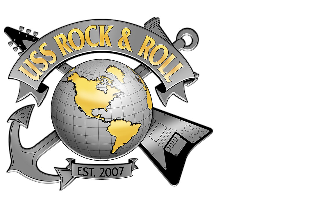 USS Rock N Roll logo